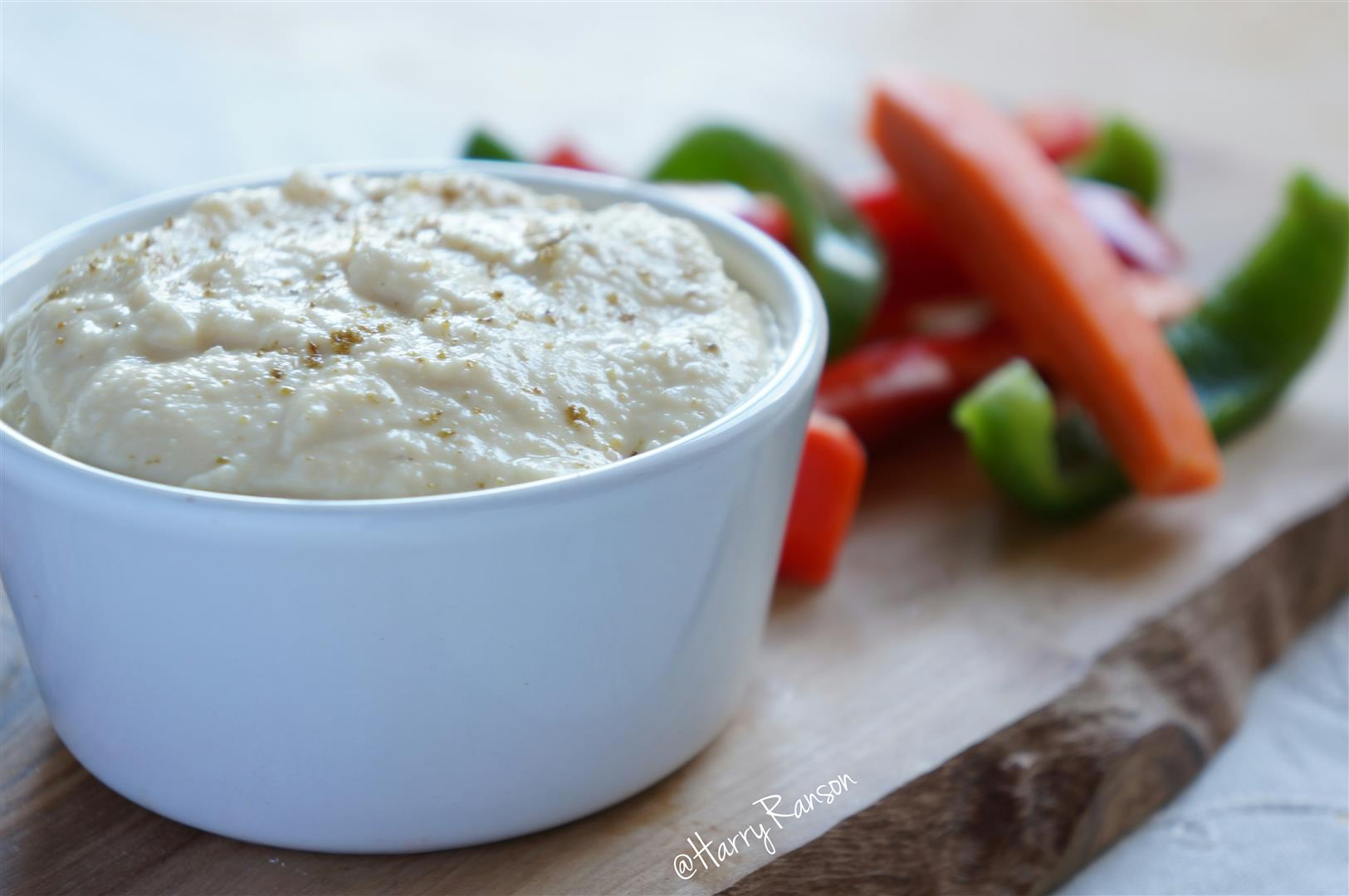 Low Fat Hummus
