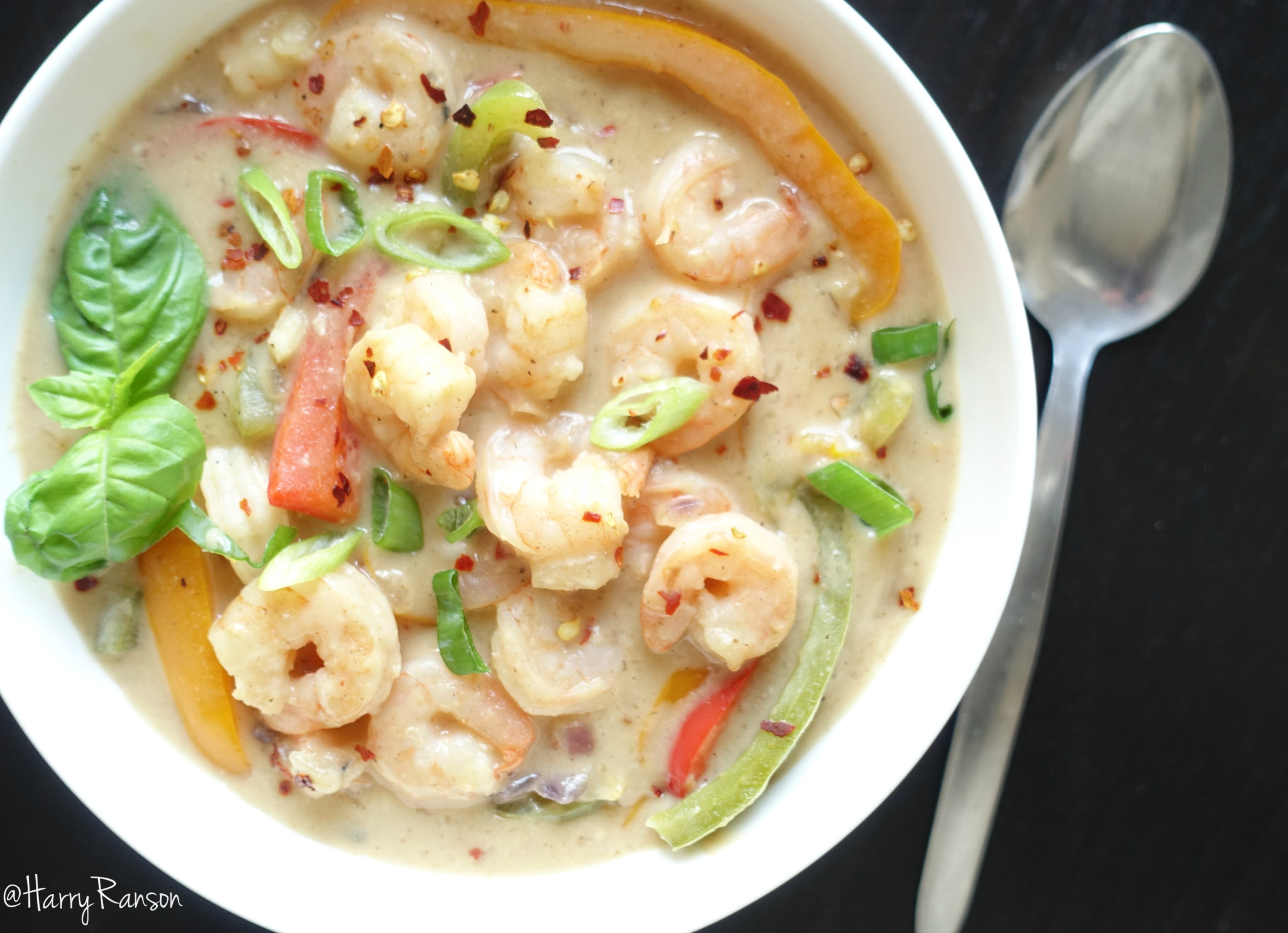 Thai Prawn Coconut Curry