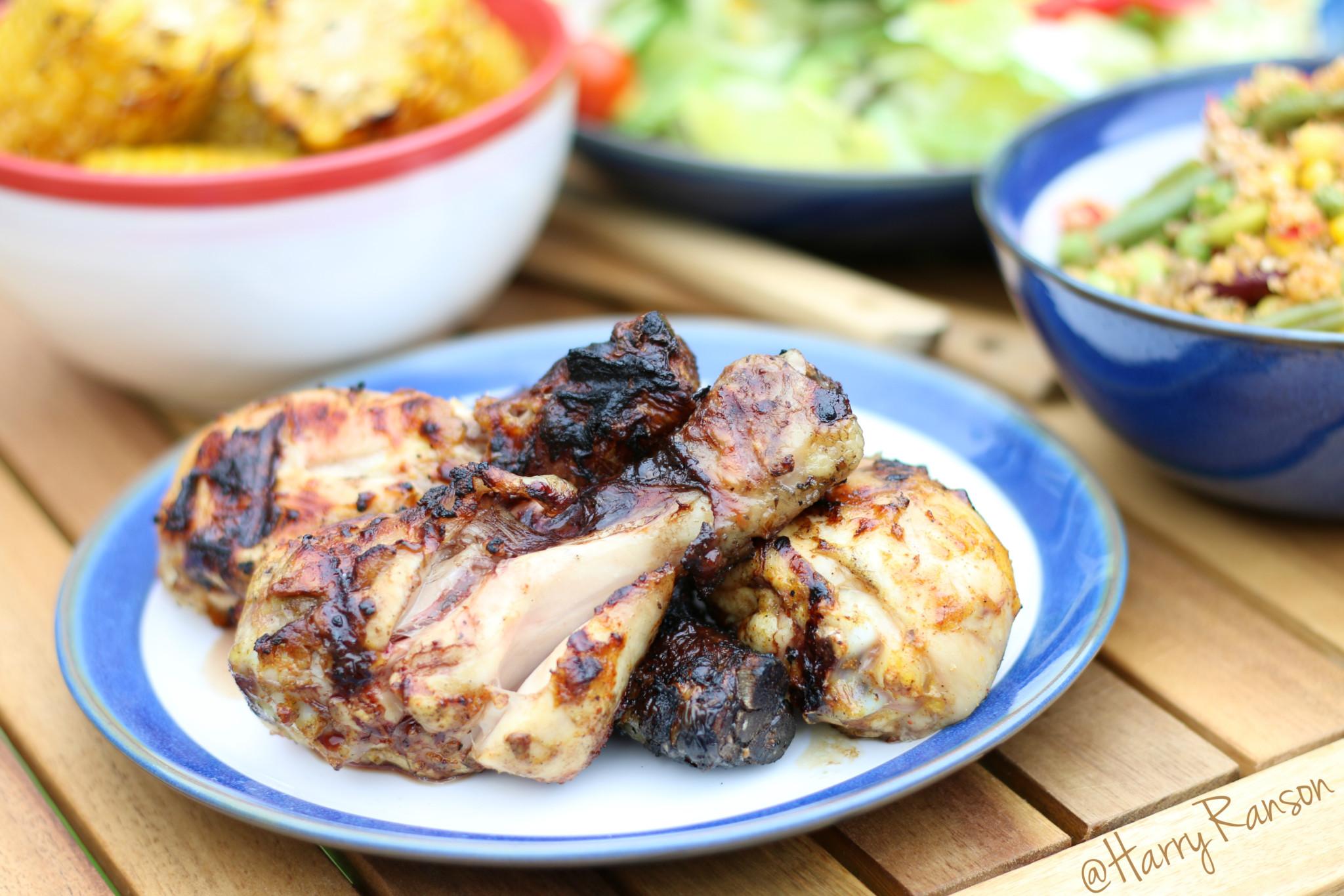 Chicken Tikka Style Drumsticks