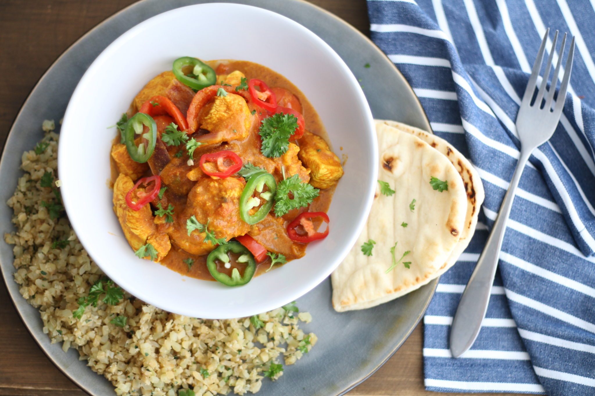 Chicken Jalfrezi A Taste Of Fitness