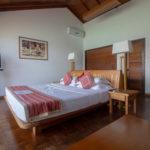 Reethi Beach Water Villa King Size Bed