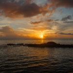 Reethi Beach Sunset