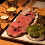 The Meat Co. Chateaubriand and sides