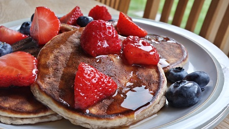 Ultimate Protein Pancakes (Web)