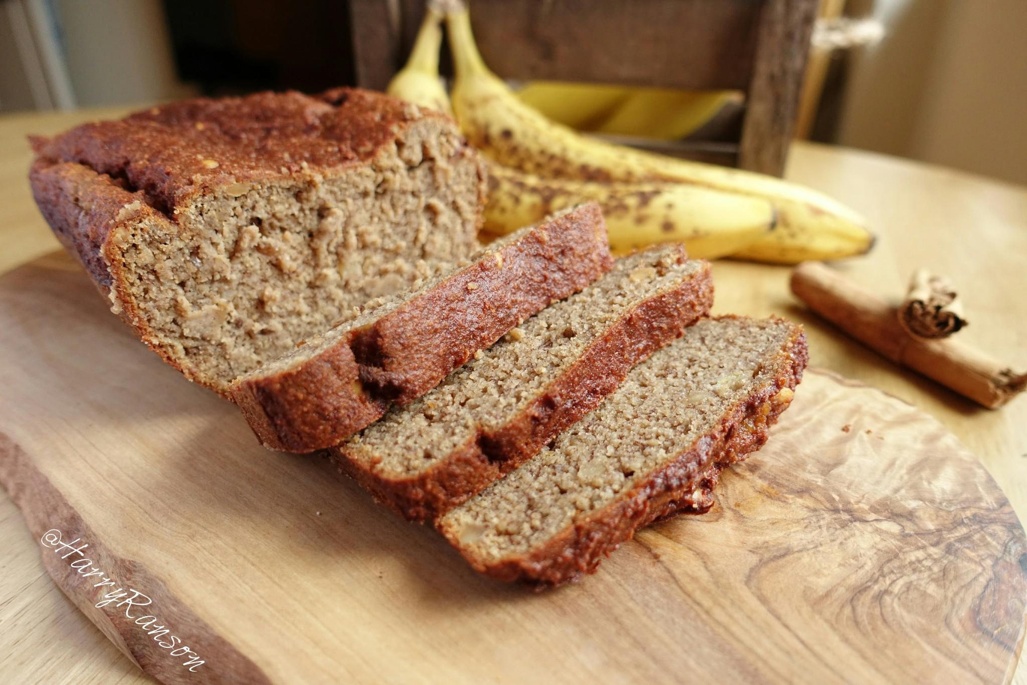 Hi Pro Protein Banana Bread