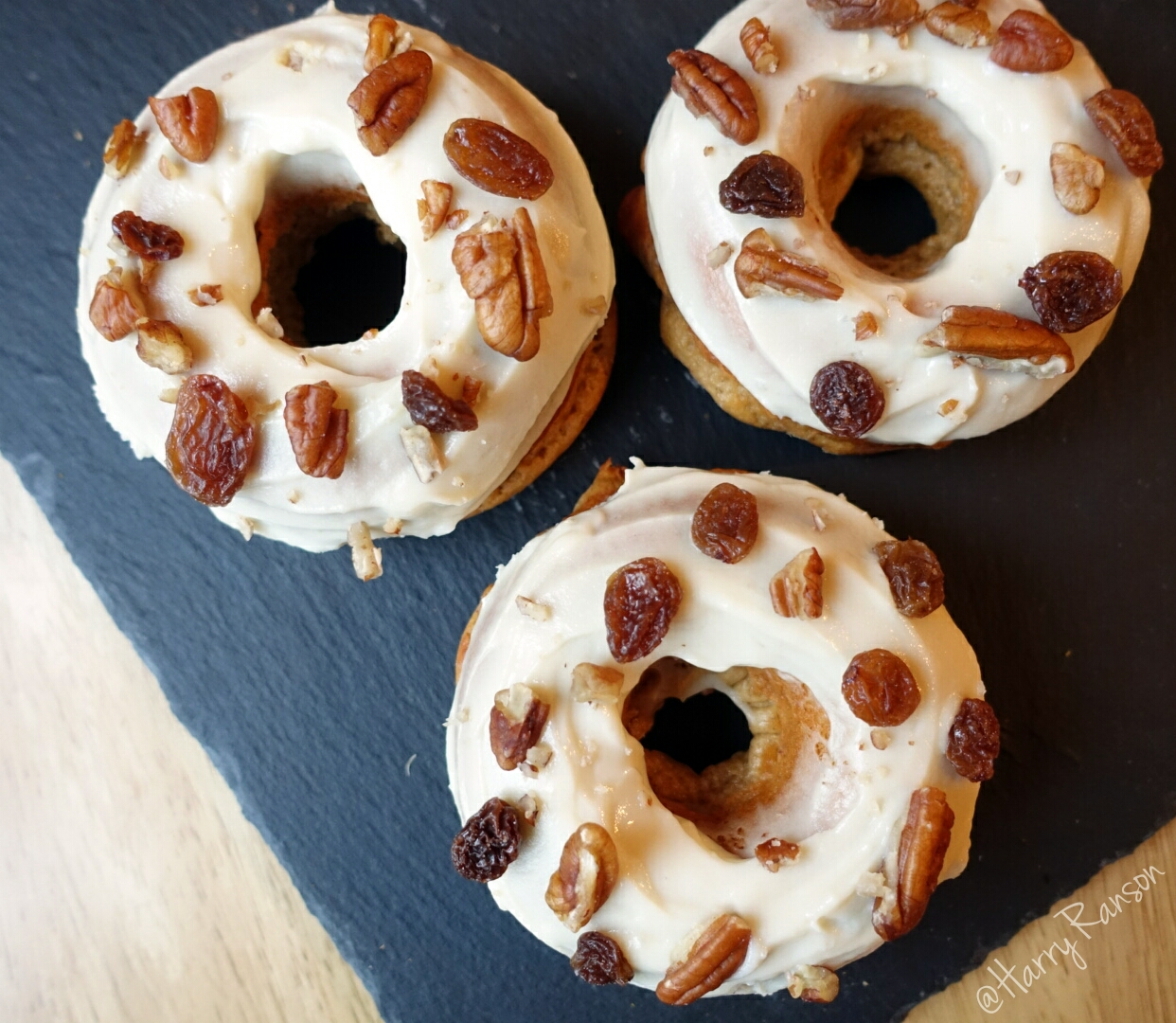 Pronuts (Protein Donuts)