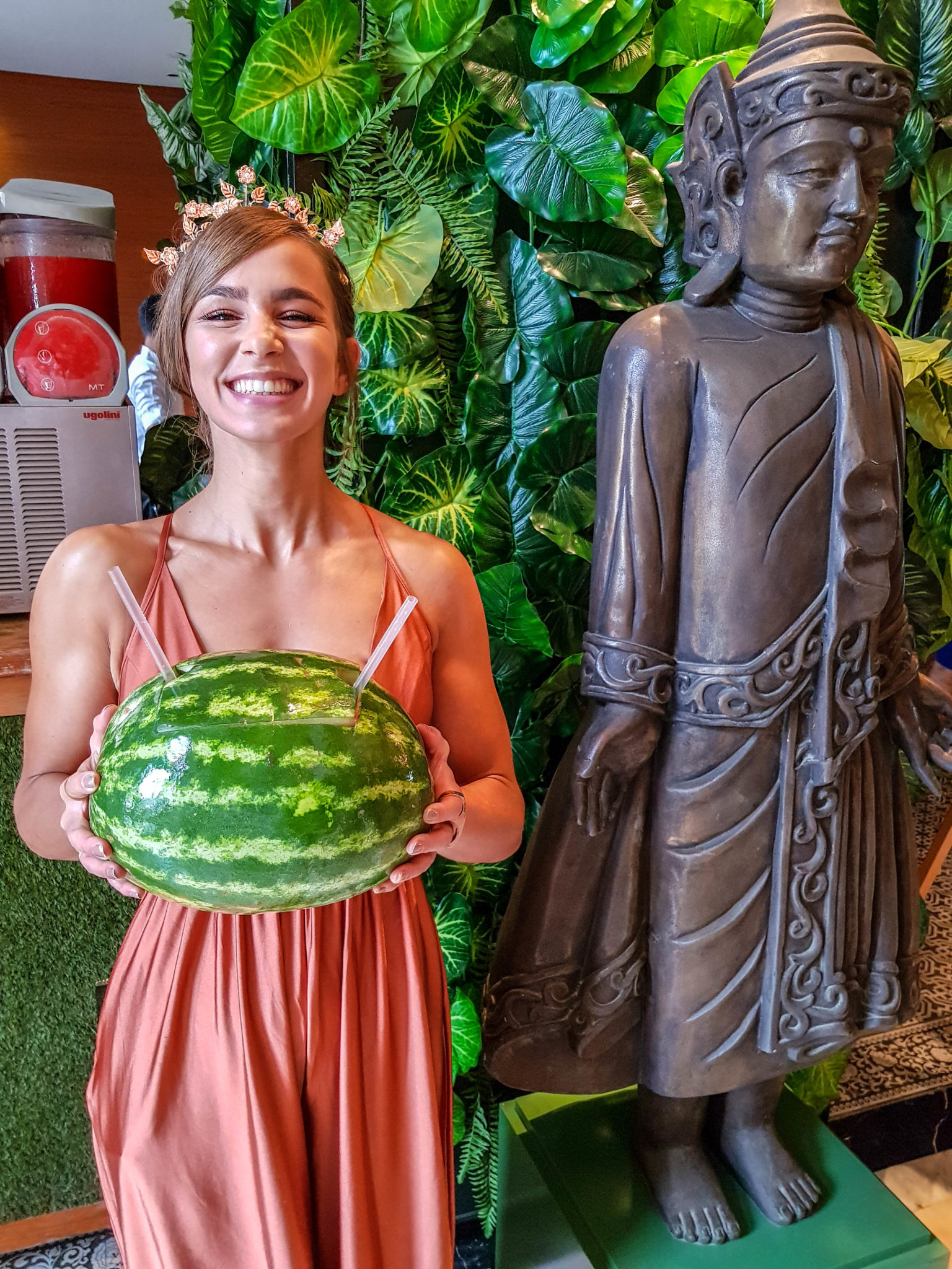 Bubbalicious Brunch Watermelon Cocktail
