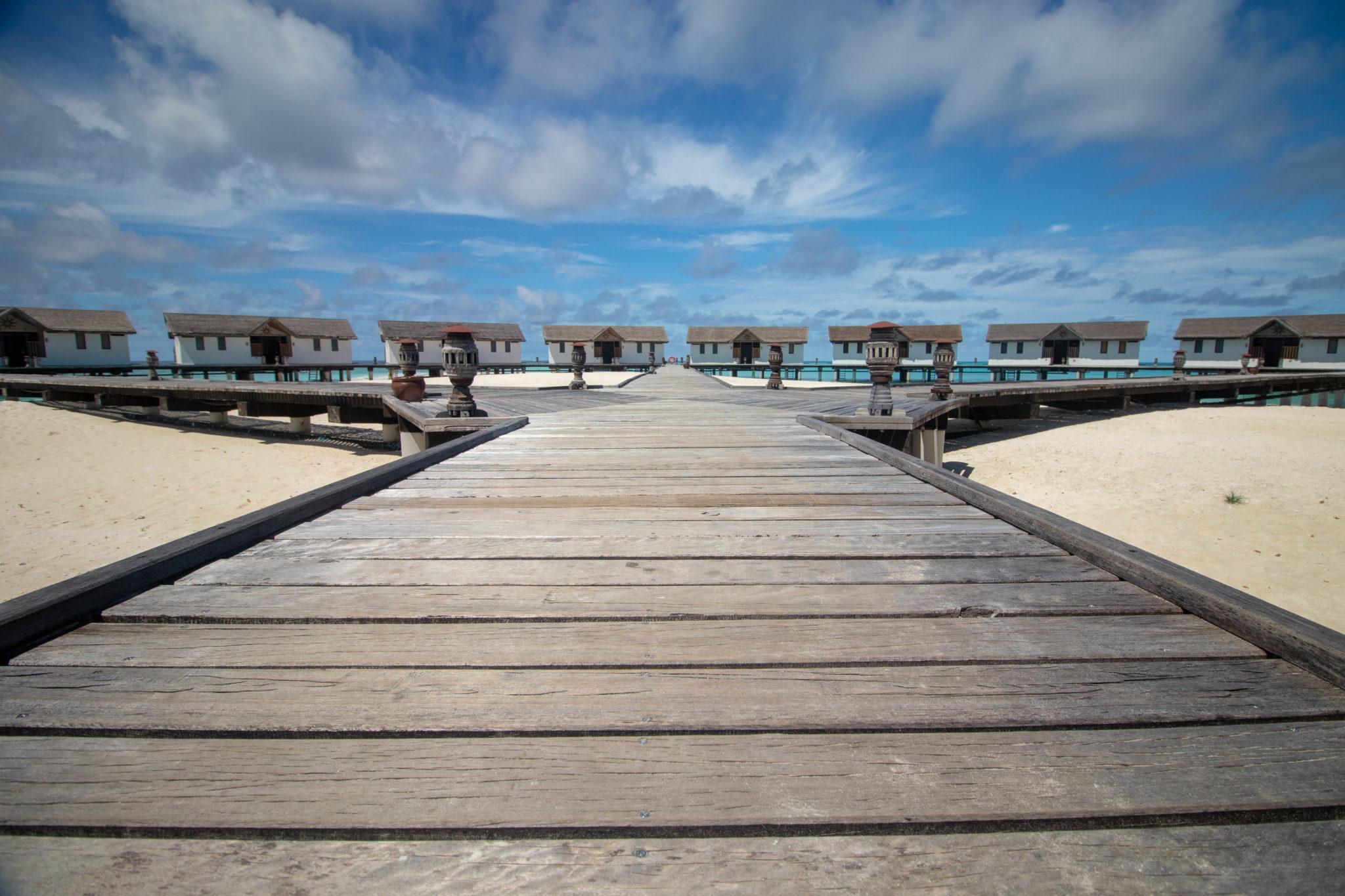 Reethi Beach Water Villas