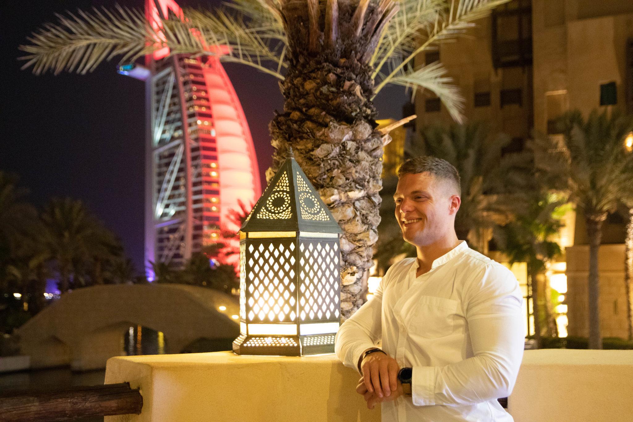 Madinat Jumeirah Burj Al Arab Views Harry